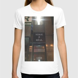 Serge Is Real - 88 Light T-shirt