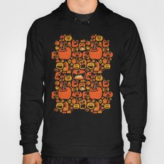 Pumpkin Pattern Hoody