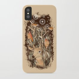 Tears of the Keeper iPhone Case