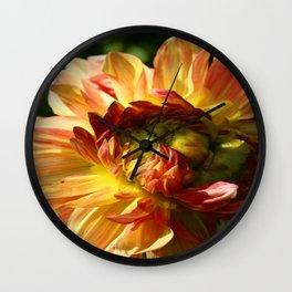 A Beautiful Beginning Wall Clock
