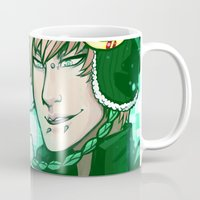 dmmd Mugs featuring LET'S PLAY by IdentityPollution