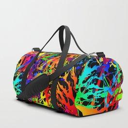 Tickled - black Duffle Bag