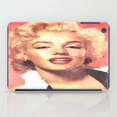 Marilyn Monroe 3 iPad Case