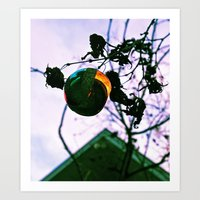 mid century Art Prints featuring Mid-century ornament by Vorona Photography