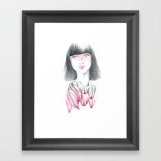 Selina Framed Art Print