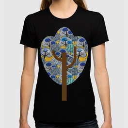 Trees in Gold T-shirt