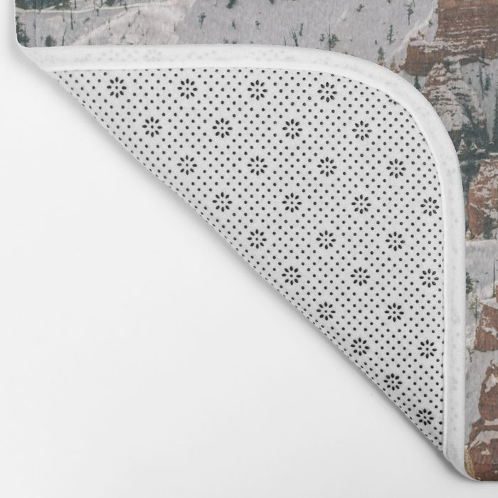 Bryce Canyon National Park Bath Mat