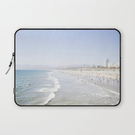 Santa Monica Beach Laptop Sleeve