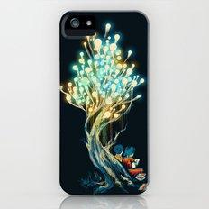 ElectriciTree iPhone SE Slim Case