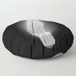Light As a Feather Floor Pillow