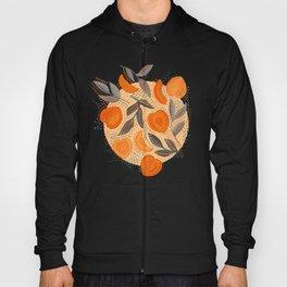 Life's a Peach Pattern Hoody