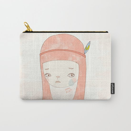 HATE YOU MISS YOU Carry-All Pouch