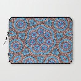Ocean Mandala Laptop Sleeve