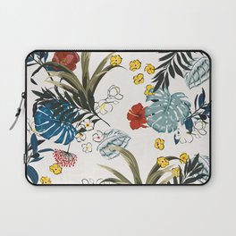 Tropical pattern Laptop Sleeve