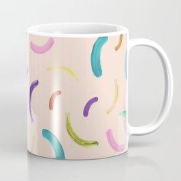 Pink Banana Coffee Mug