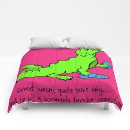 Ernest the Croc Comforters