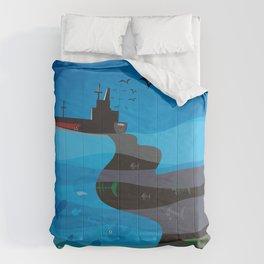 go humans! Comforters