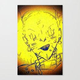 Mr. Lo Canvas Print