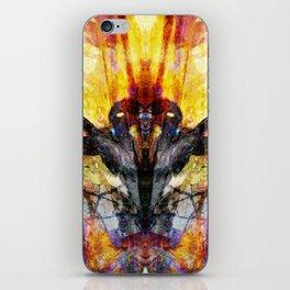 Grasp iPhone Skin