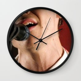 HS - Live on tour Wall Clock