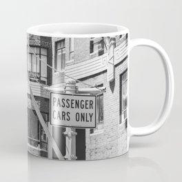 Passengers Only NY Coffee Mug