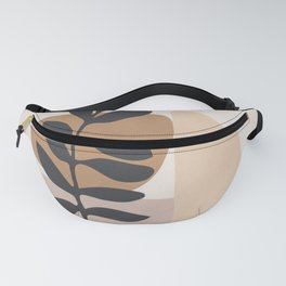Abstract Art /Minimal Plant 6 Fanny Pack