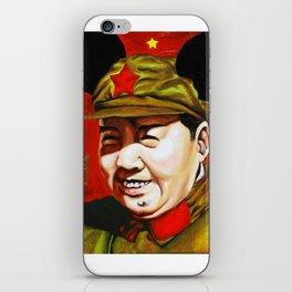 Mickey Mao iPhone Skin