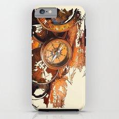Vintage Compass Tough Case iPhone 6