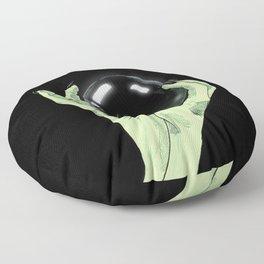 Crystallomancy Floor Pillow