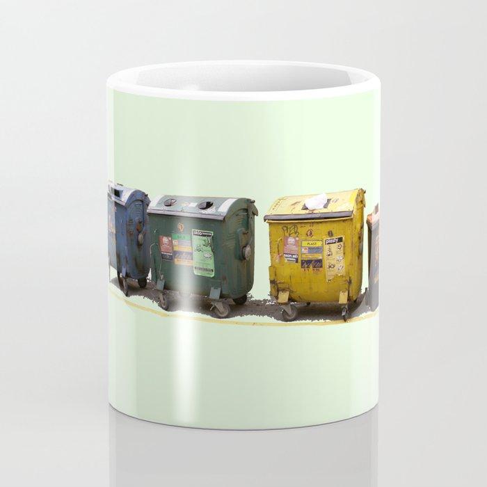 Contenedores de residuos Coffee Mug