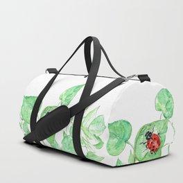 Lone Ladybug Duffle Bag