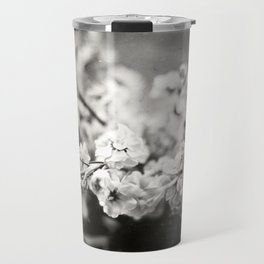 Flower Bouquet Tintype Travel Mug