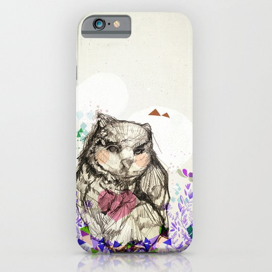Little Owl iPhone & iPod Case