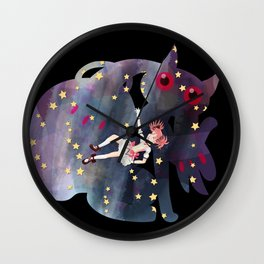 Magical Consequence Wall Clock