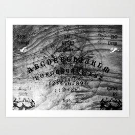 Modern Ouija Art Print