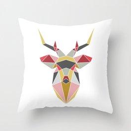 Wildlife Throw Pillow