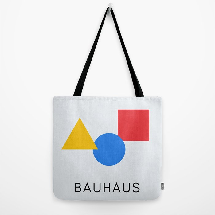 Bauhaus - Geometric Art Tote Bag by shamila  a77d37aba2748