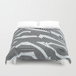 Like Another Jungle Out There Duvet Cover