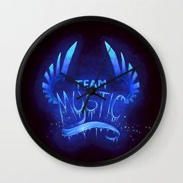 Team Mystic Wall Clock