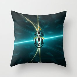juventus star Throw Pillow