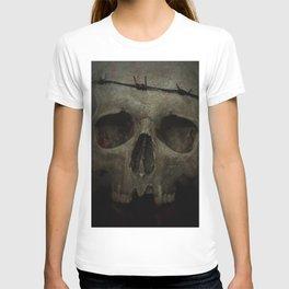 The victim T-shirt