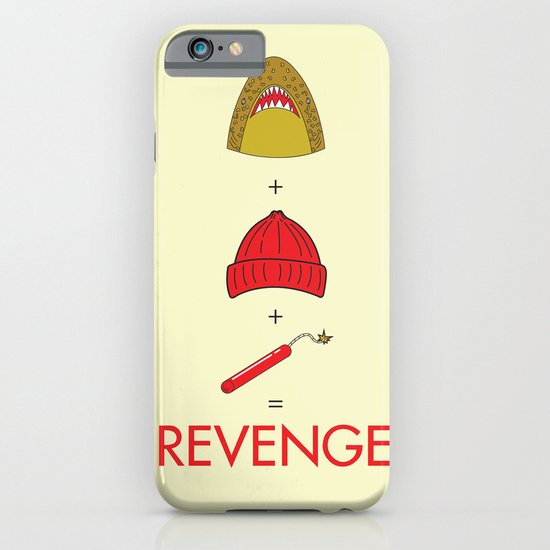 An Exercise in Revenge iPhone & iPod Case