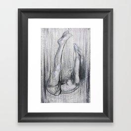 Days as a Shadow Framed Art Print