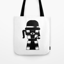 Italo Coffeino Tote Bag