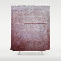 door Shower Curtains featuring Door by MargherittaVi