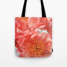 Paeonia #6 Tote Bag