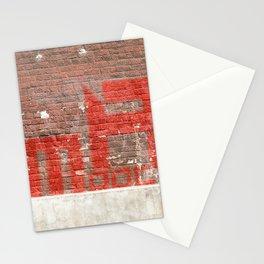 "Mooca - Series ""Districts of São Paulo"" Stationery Cards"