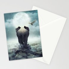 Guide You Through the Darkness Stationery Cards