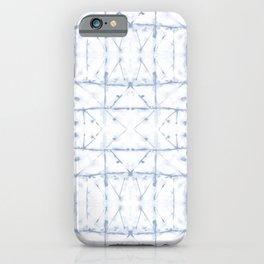 Manifest Blue iPhone Case