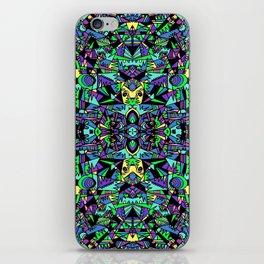 GEO-FRACTALS iPhone Skin